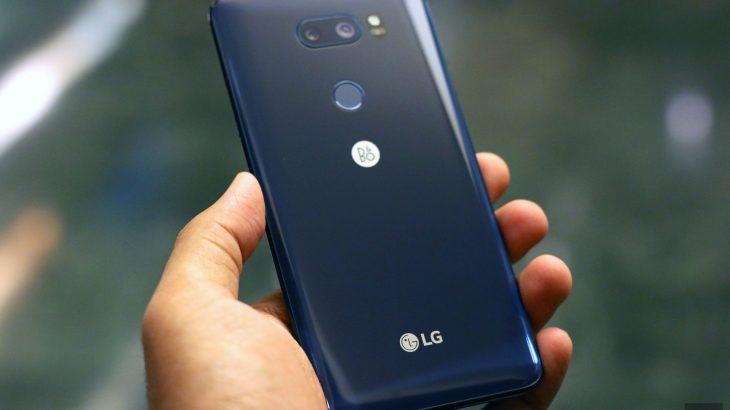 LG prezantoi V30S, pasardhësin e V30 me inteligjencën artificiale