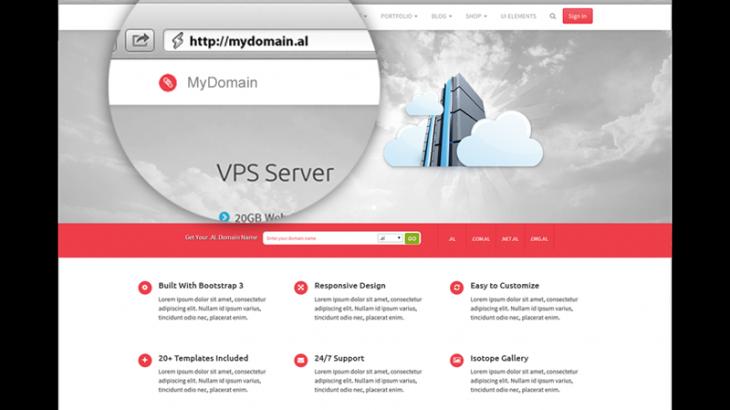 """AKEP u kërkon bizneseve të blejnë menjëherë """"domain.al"""""""