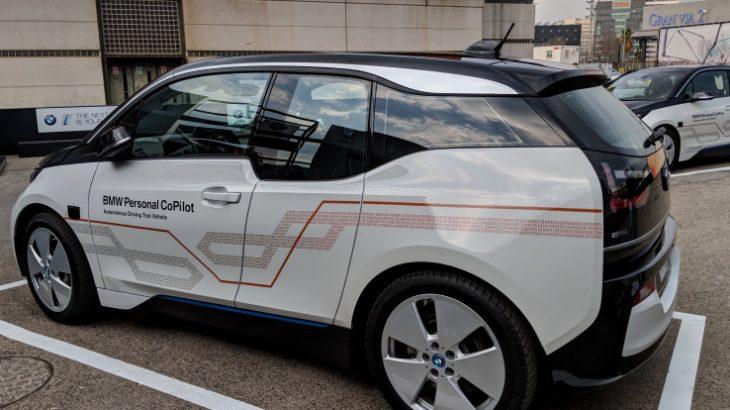 Kongresi Mobil Botëror – BMW prezanton makinën autonome