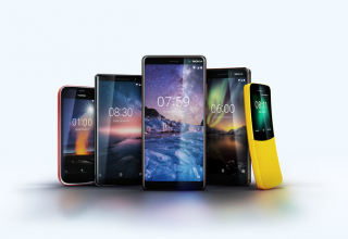 HMD prezanton Nokia 1, Nokia 6, Nokia 7 Plus dhe flagshipin e shumëpritur Nokia 8 Sirocco