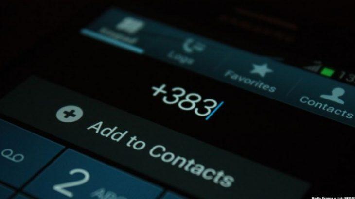 Një aplikacion për ndërrimin prefikseve +377, +386 dhe +381 në prefiksin zyrtar +383