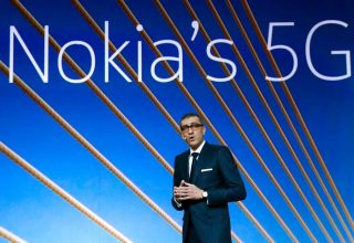 Shefi i Nokia, Evropa shumë larg Kinës dhe SHBA-ve me teknologjinë 5G