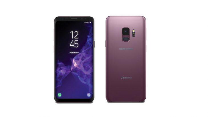 Publikohen foto të reja të Galaxy S9, vjen në katër ngjyra