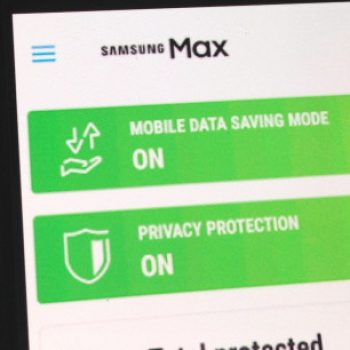 Samsung shpëton Opera Max me një version të ri: Samsung Max