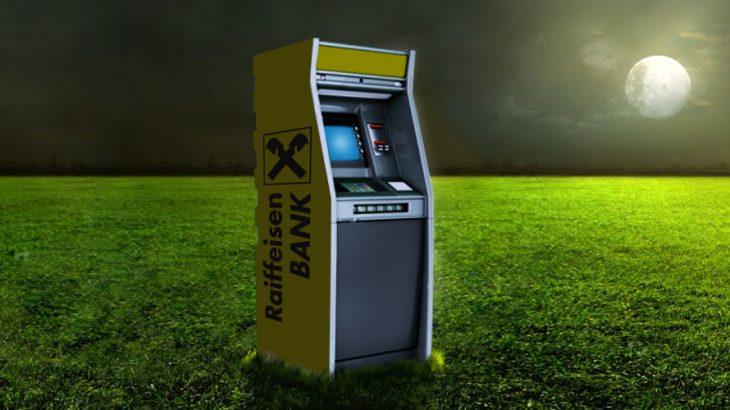 Depozitoni para tashmë pranë ATM-ve të Raiffeisen Bank