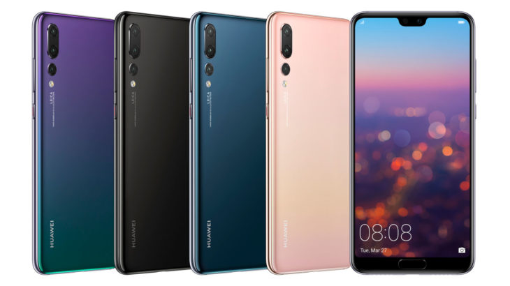 Evropa, fronti i përplasjes mes Huawei, Apple dhe Samsung