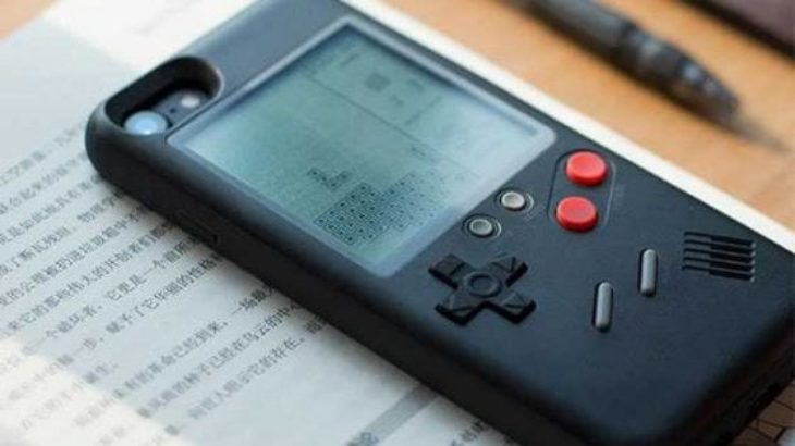 Rikthehet Game Boy në mbrojtësen e iPhone