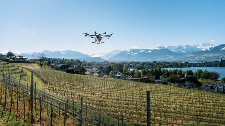 Zvicra prezanton sistemin e kontrollit të trafikut të dronëve