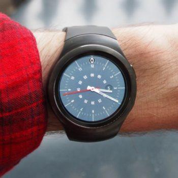 Samsung Gear S2 merr një përditësim surprizë por jetik
