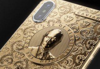 Ju mund të blini një iPhone X 4,700 dollarësh me fytyrën e presidentit Rus Vladimir Putin