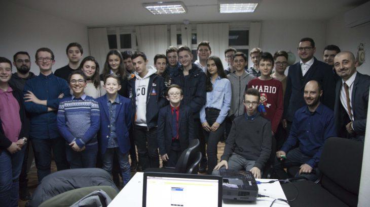 ICT Awards nis takimet në Kosovë me nxënësit e Shkollës Digjitale në Prishtinë
