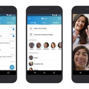 Microsoft lançon një version të Skype për pajisjet e rangut të ulët