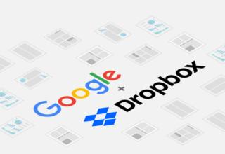 Dropbox marrëveshje me Google për integrimin e shërbimit cloud në G Suite