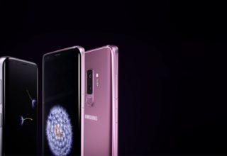 Samsung po lançon versionet 128GB dhe 256GB të Galaxy S9 dhe S9 Plus