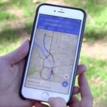 Google Maps së bashku me vendodhjen shpërndan edhe gjendjen e baterisë
