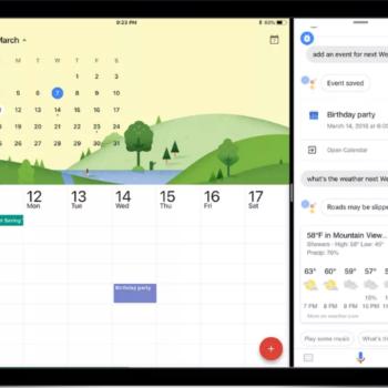 Google Assistant tashmë i disponueshëm edhe në iPad