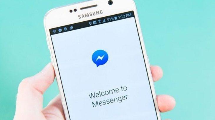 Facebook eliminon njoftimin e bezdisshëm në Messenger