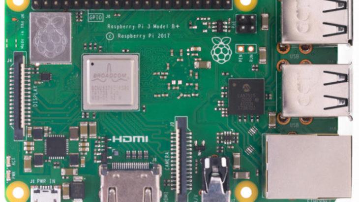 Mbërrin Raspberry Pi 3 B+: procesor më i shpejtë dhe 300Mbps Ethernet