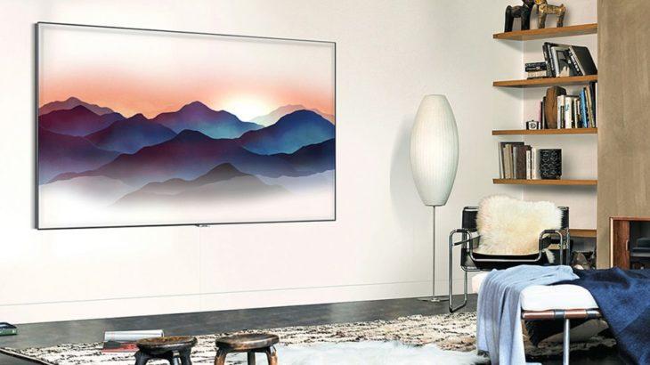 """Televizorët e rinj Samsung QLED me """"Ambient Mode"""" fillojnë nga 1,499 dollarë"""