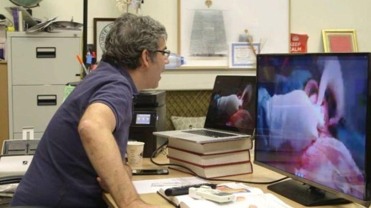 Kirurgu David Nott: Hakimi çoi në sulmin ajror të Sirisë