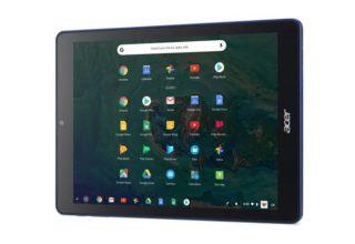 Acer prezantoi tabletin e parë me Chrome OS