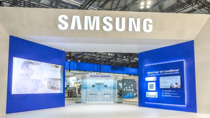 Samsung lançon kondicionerët Wind-FreeTM dhe miqësorë ndaj mjedisit në ekspozitën më të madhe në botë HVAC