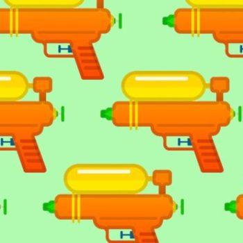 """Microsoft ndjek Google dhe heq """"emojin pistoletë"""" në Windows 10"""