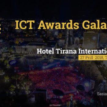 Të Premten Mbrëmja Gala e ICT Awards shpall fituesit në shtatë kategori