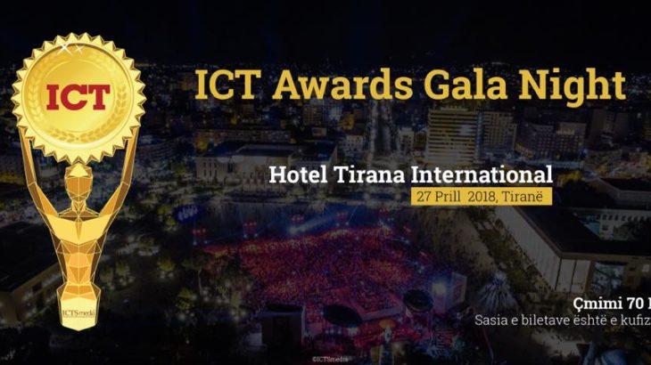 Liveblog: Albanian ICT Awards shpall fituesit e edicionit të gjashtë