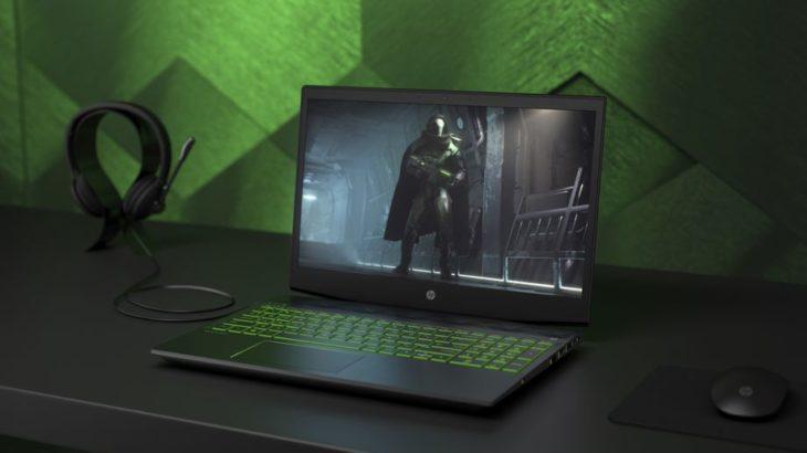 HP prezantoi dy desktopë, një laptop dhe një ekran lojërash