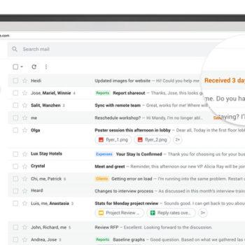 Google lançon zyrtarisht Gmail-in e ri