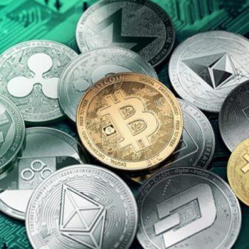 Vlera e tregut e monedhave kriptografike bie nën 200 miliardë dollarë