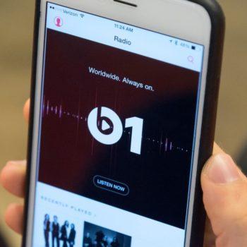 Apple Music tashmë ka mbi 40 milionë abonentë dhe një shef të ri
