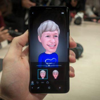 Samsung do të pasurojë AR Emoji me video biseda