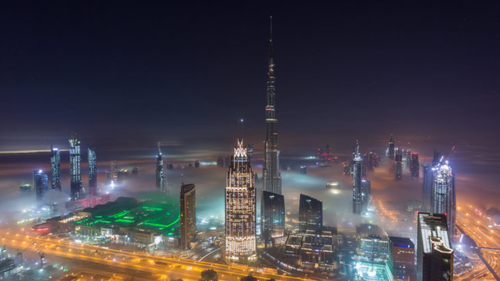 Dubai teston targat dixhitale