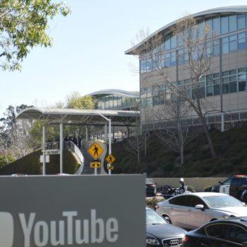 Një i vdekur dhe tre të plagosur nga të shtënat në selinë e YouTube
