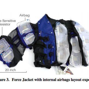Disney ka krijuar një xhaketë për të simuluar eksperiencat fizike reale