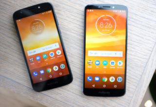 Motorola prezanton katër telefonë buxhetorë