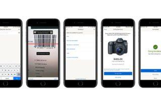eBay tani i lejon shitësit të plotësojnë automatikisht listat duke skanuar barkodet e produktit