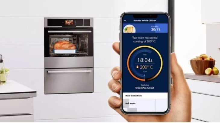 Aplikacioni i gatimit ju lejon të kontrolloni furrat e Electrolux nga telefoni juaj