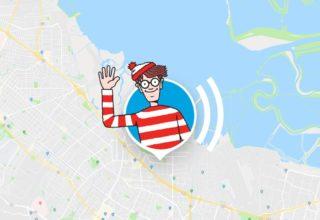 """Google Maps shton për gjithë javën e ardhshme mini-lojën """"Where's Waldo?"""""""