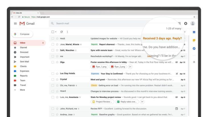 Ja se si mund të aksesoni versionin e ri të Gmail
