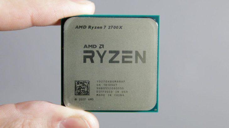 AMD prezantoi gjeneratën e dytë të procesorëve Ryzen
