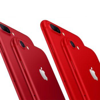 Apple njofton se do të hedhë në treg iPhone 8 në ngjyrë të kuqe