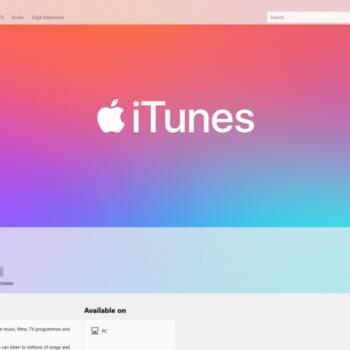iTunes mbërrin në Windows Store