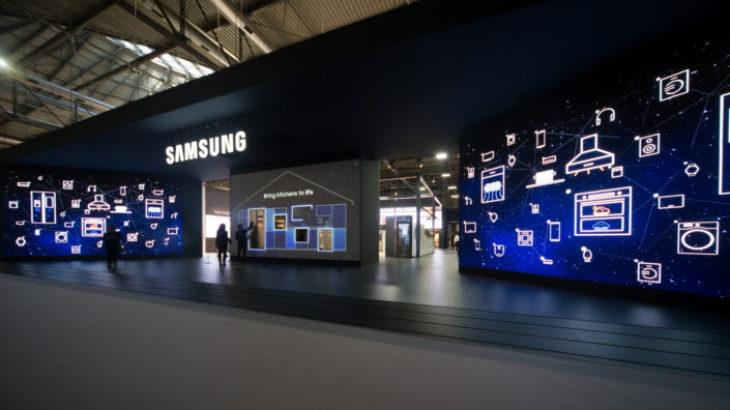 Samsung prezanton pajisjet më të fundit inovative në EuroCucina 2018
