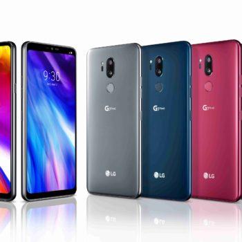 LG prezantoi flagshipin e shumëpritur G7 ThinQ