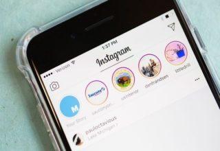 Shiriti i historive do të jetë statik në Instagram