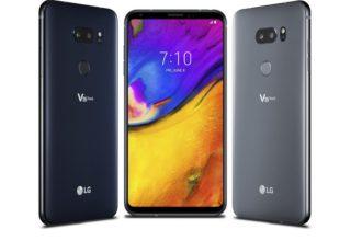 LG prezantoi zyrtarisht V35 ThinQ