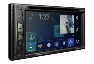 Pioneer debuton me tre sisteme të reja wireless CarPlay